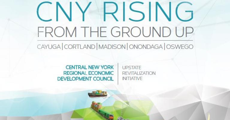 Cover of the 2015 CNY Rising Plan