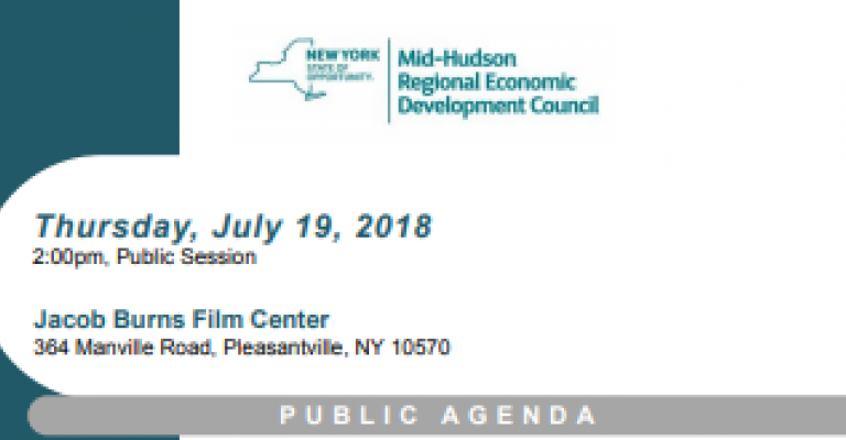 MHREDC Public Meeting Agenda - July 19, 2018