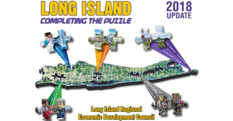 Long Island 2018 Progress Report Cover