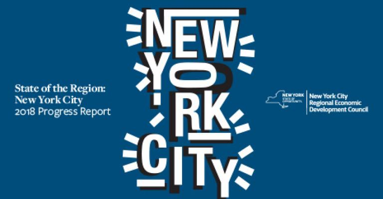 NYC 2018 Progress Report Cover